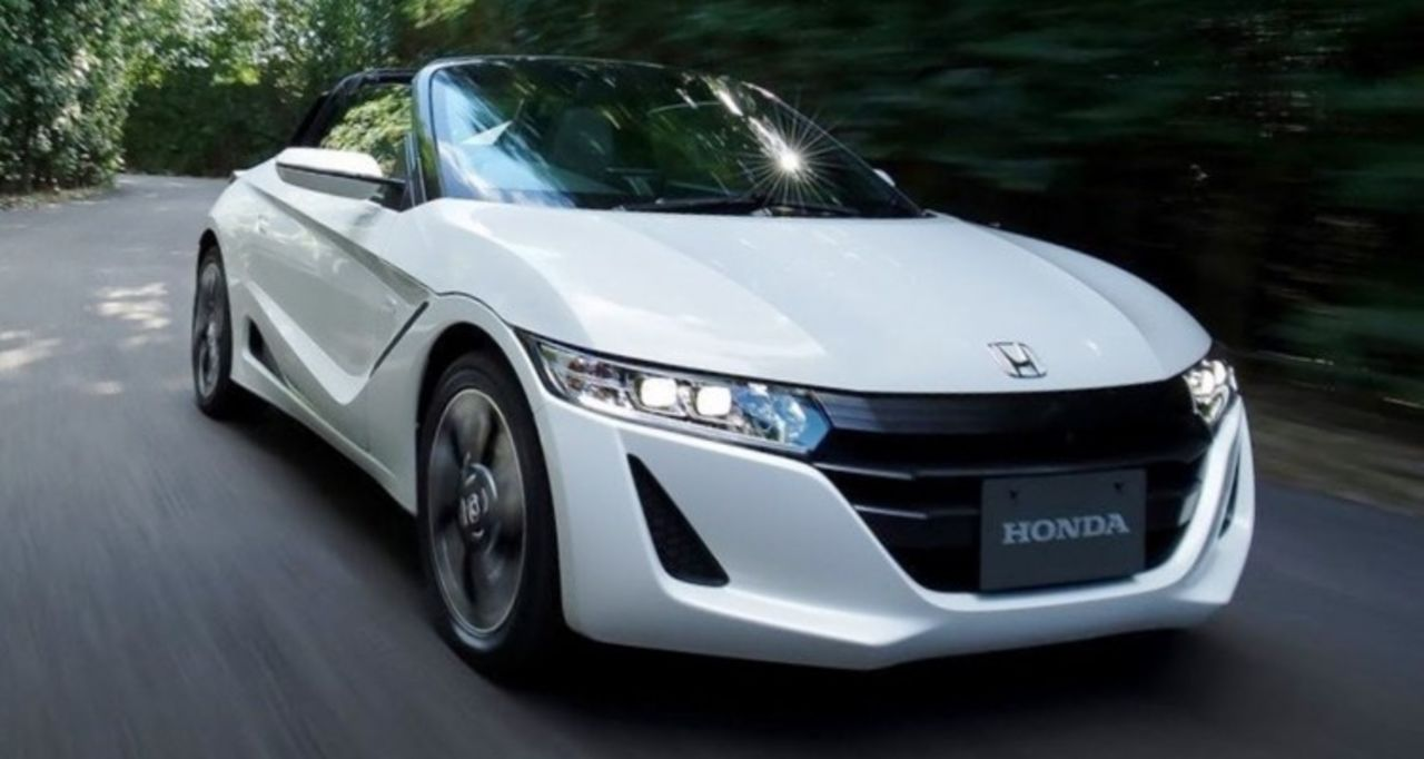 Тюнинг-ателье Mugen представило новый концептуальный автомобиль наоснове Хонда S660