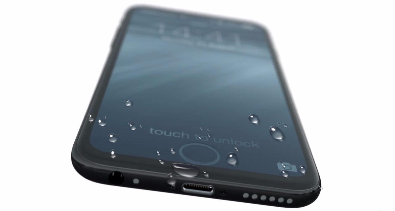 IPhone 7 может получить полную водонепроницаемость