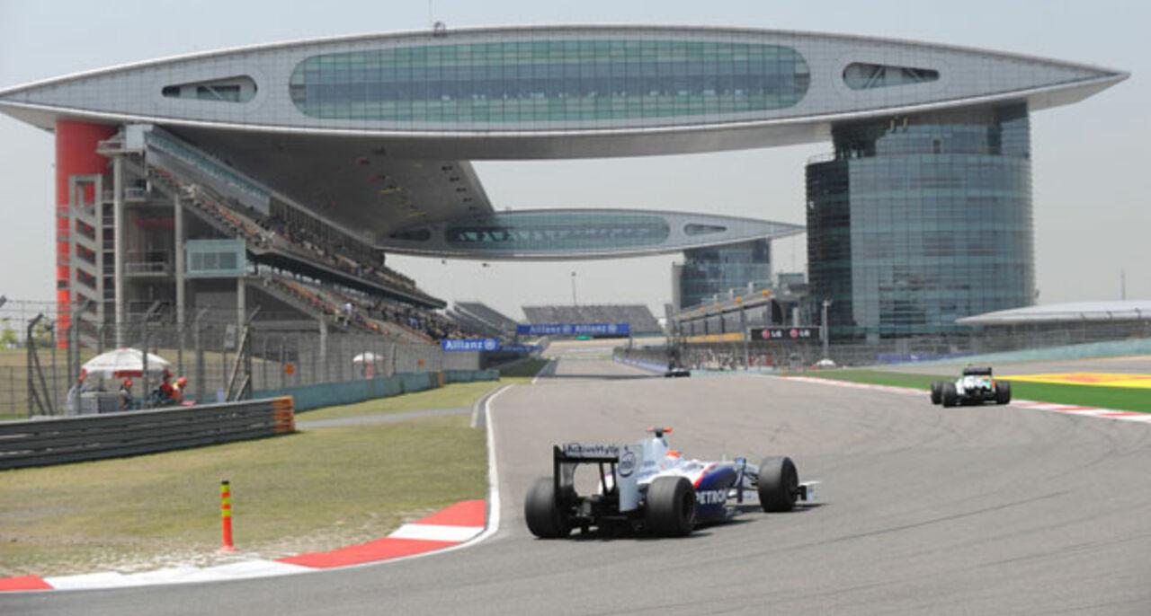 Гран-при Китая останется вкалендаре «Формулы-1» до 2020-ого