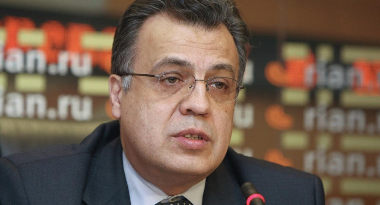 Сотрудники полиции Анкары задержали ещё одного человека подозреваемого в причастности к убийству посла России в Турции Андрея Карлова