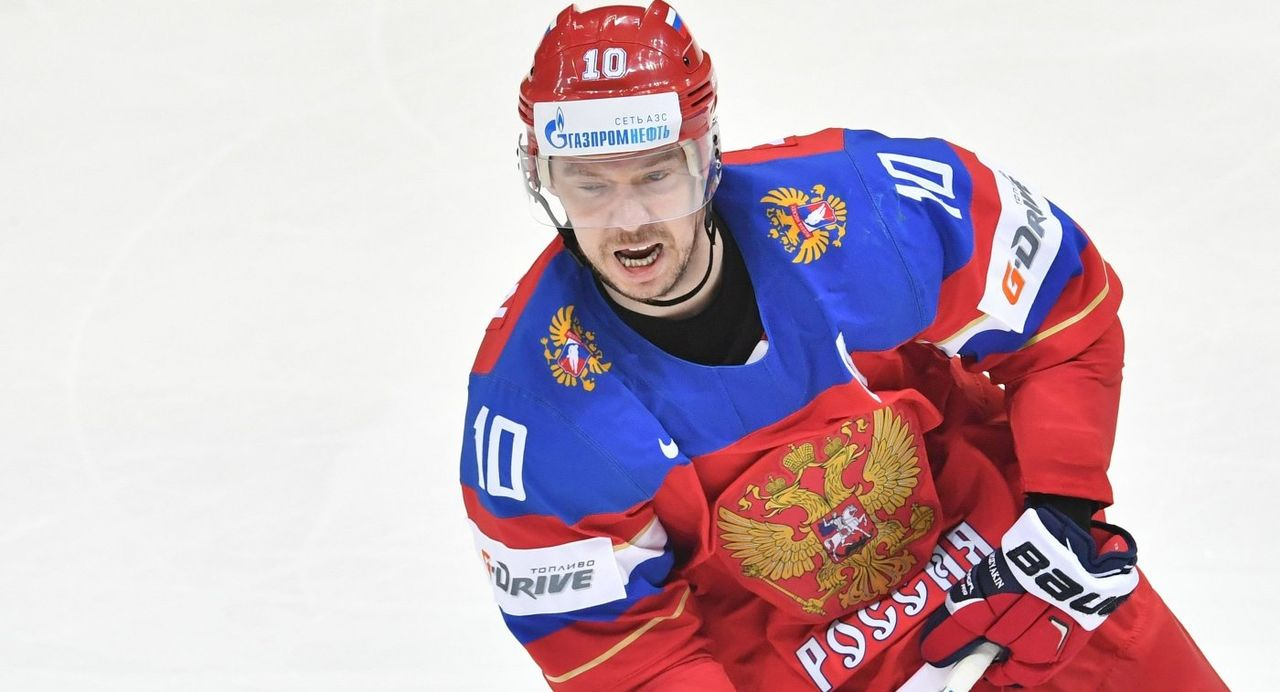 Сергей Мозякин пропустит матч чемпионата мира скомандой Дании