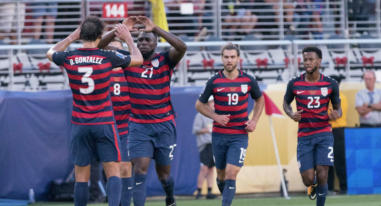 Сборная США— владелец Золотого кубка КОНКАКАФ