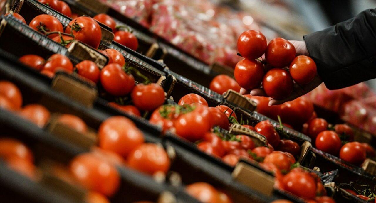 Поставки томатов изТурции могут возобновиться через месяц