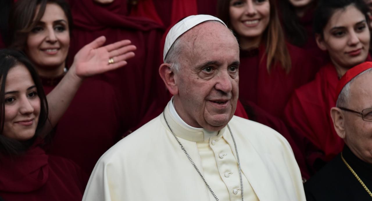ВВатикане с2018 года запретят торговать сигареты