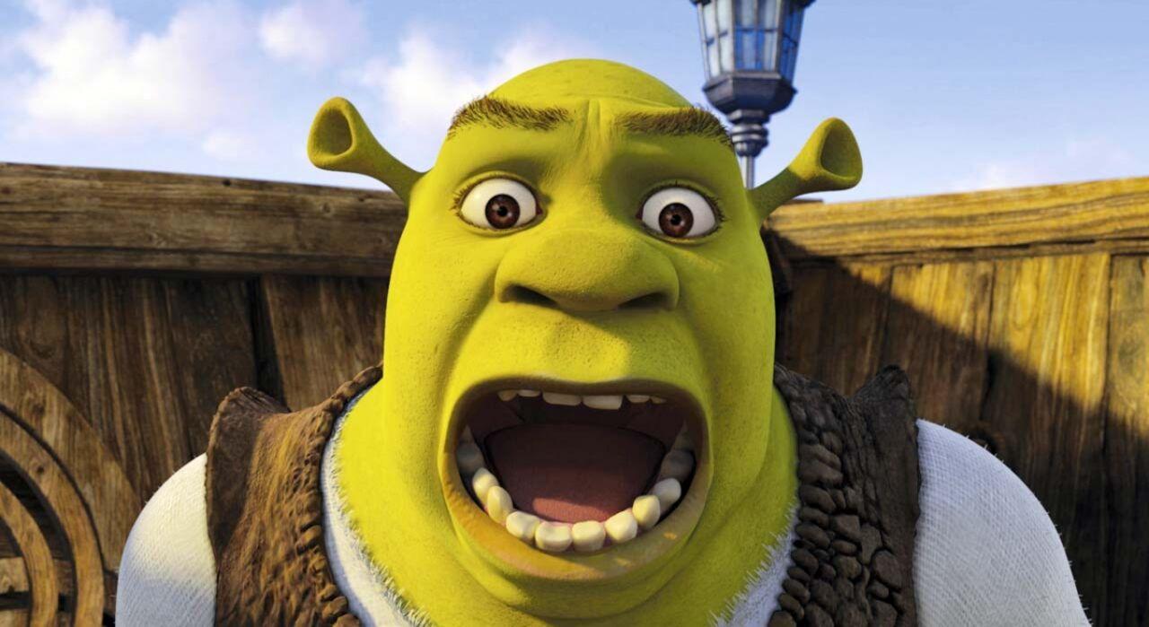 Universal Pictures перезапустит мультфильм Шрек