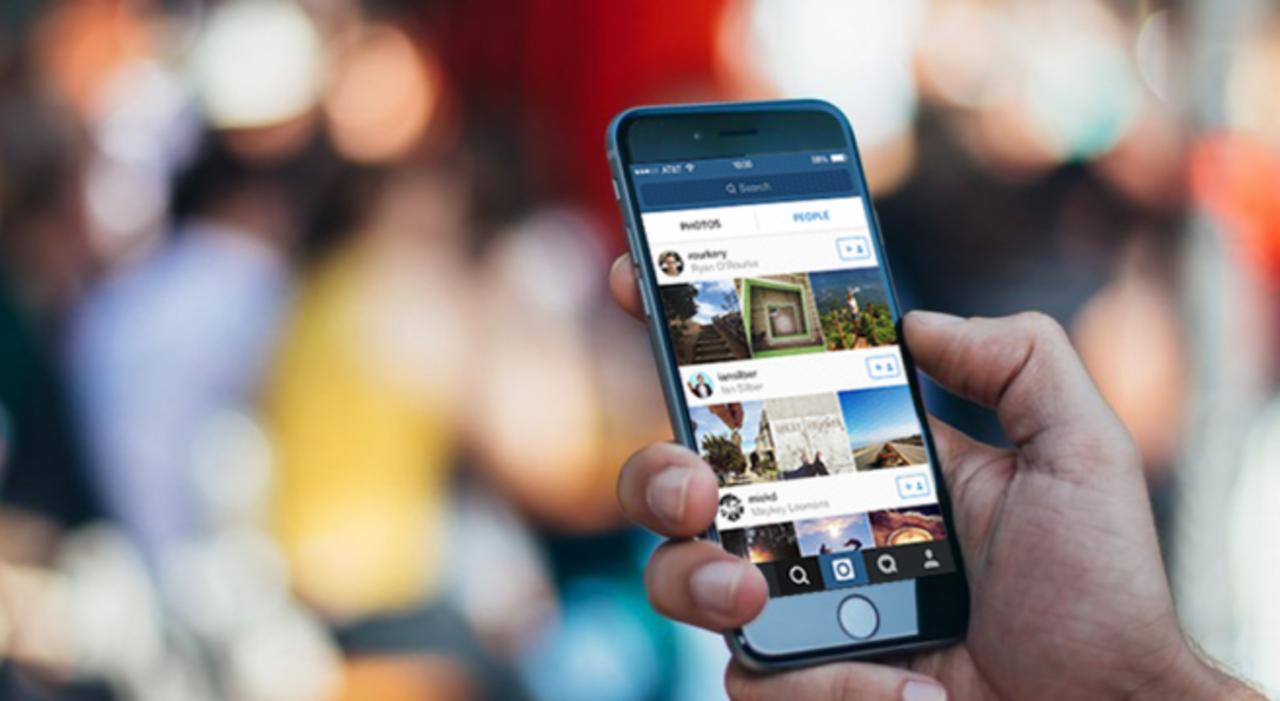 Instagram увеличил разрешение фотографий почти вдвое