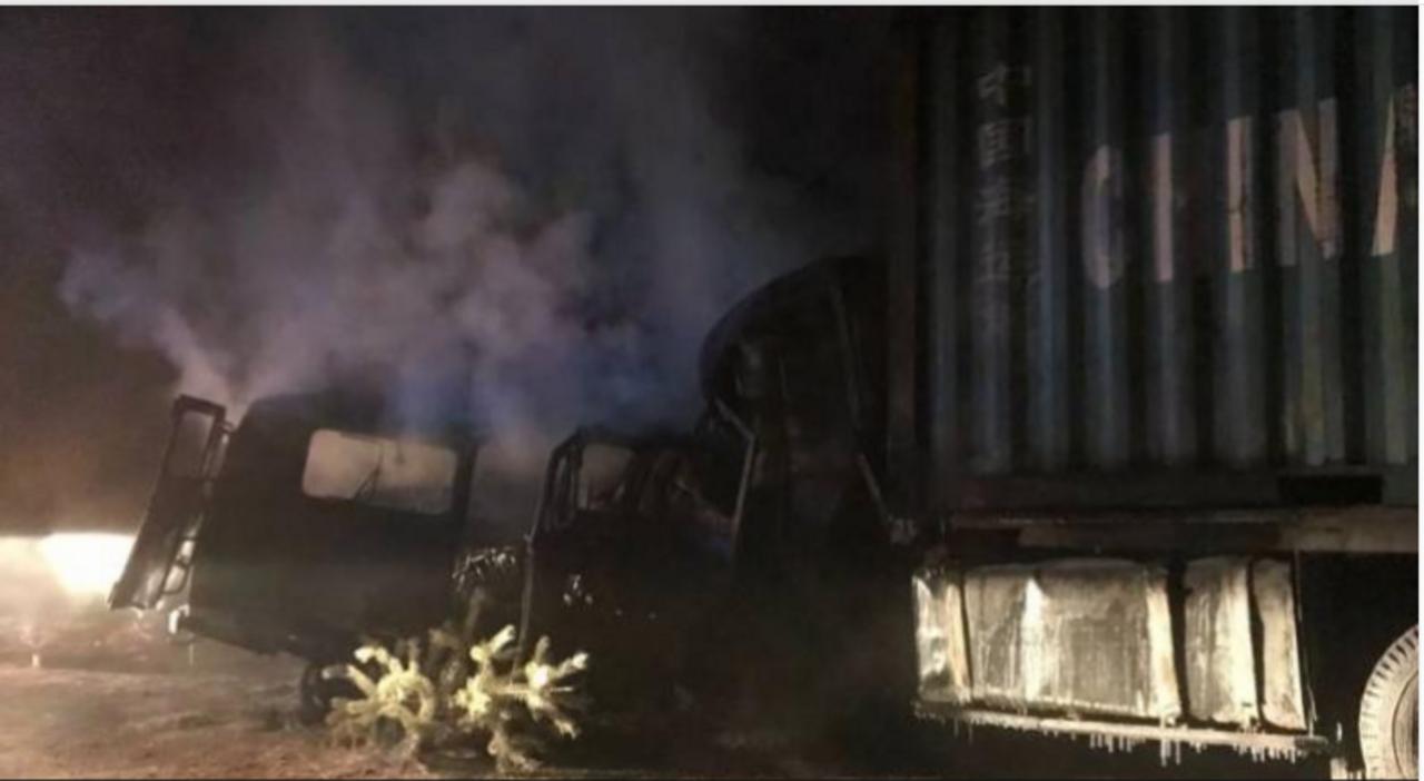 9 пассажиров автомашины «УАЗ» погибли вДТП вЯкутии