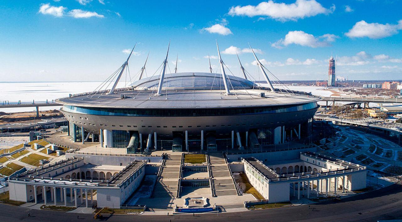RNS: на«Санкт-Петербург Арене» установили защиту отбакланов