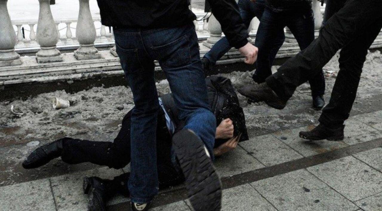 Полиция проверяет информацию омассовом избиении сотрудников ДПС вПодмосковье