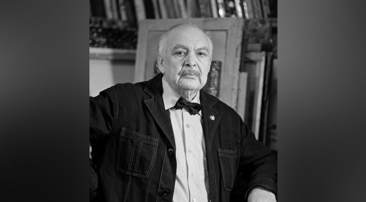 Скончался художник ивнук основоположника театра имени Вахтангова