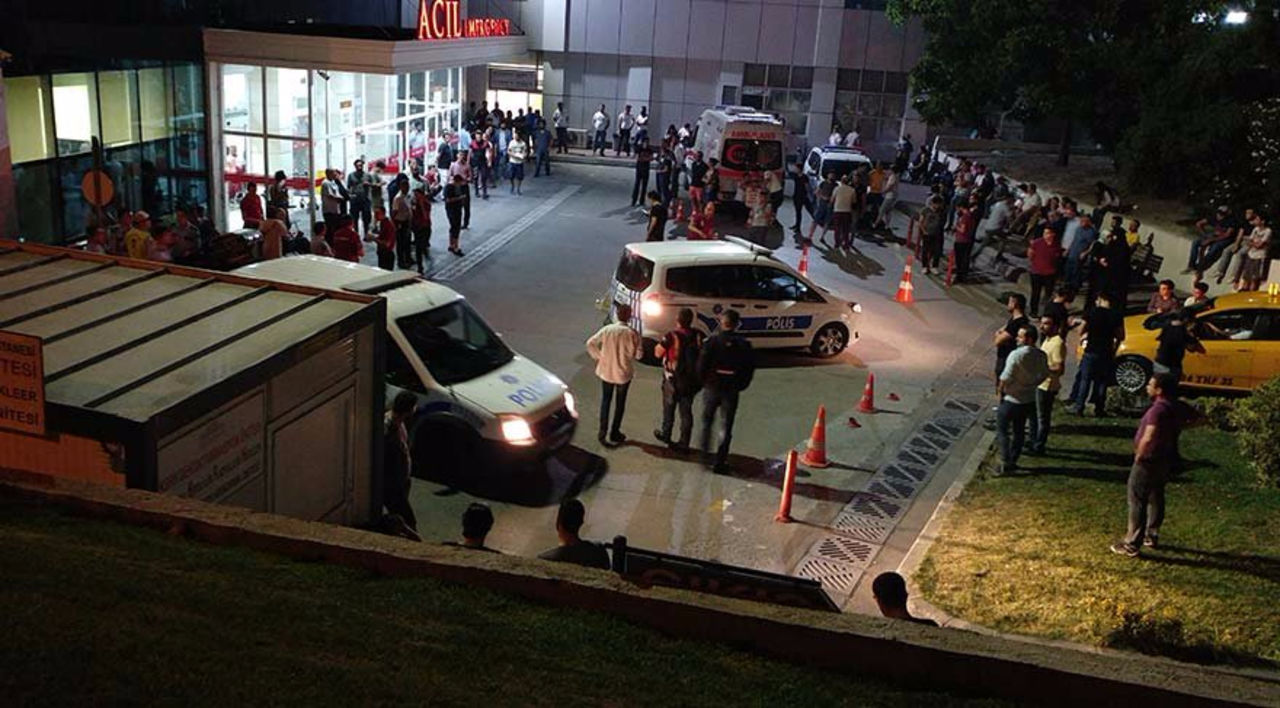 Предполагаемый боевикИГ был убит после нападения наполицейского вТурции