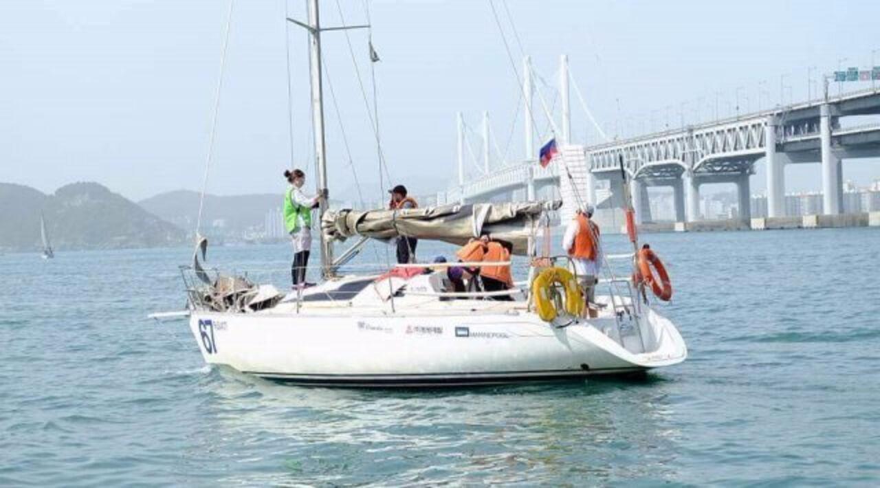 Задержанная вКНДР русская яхта вернулась воВладивосток