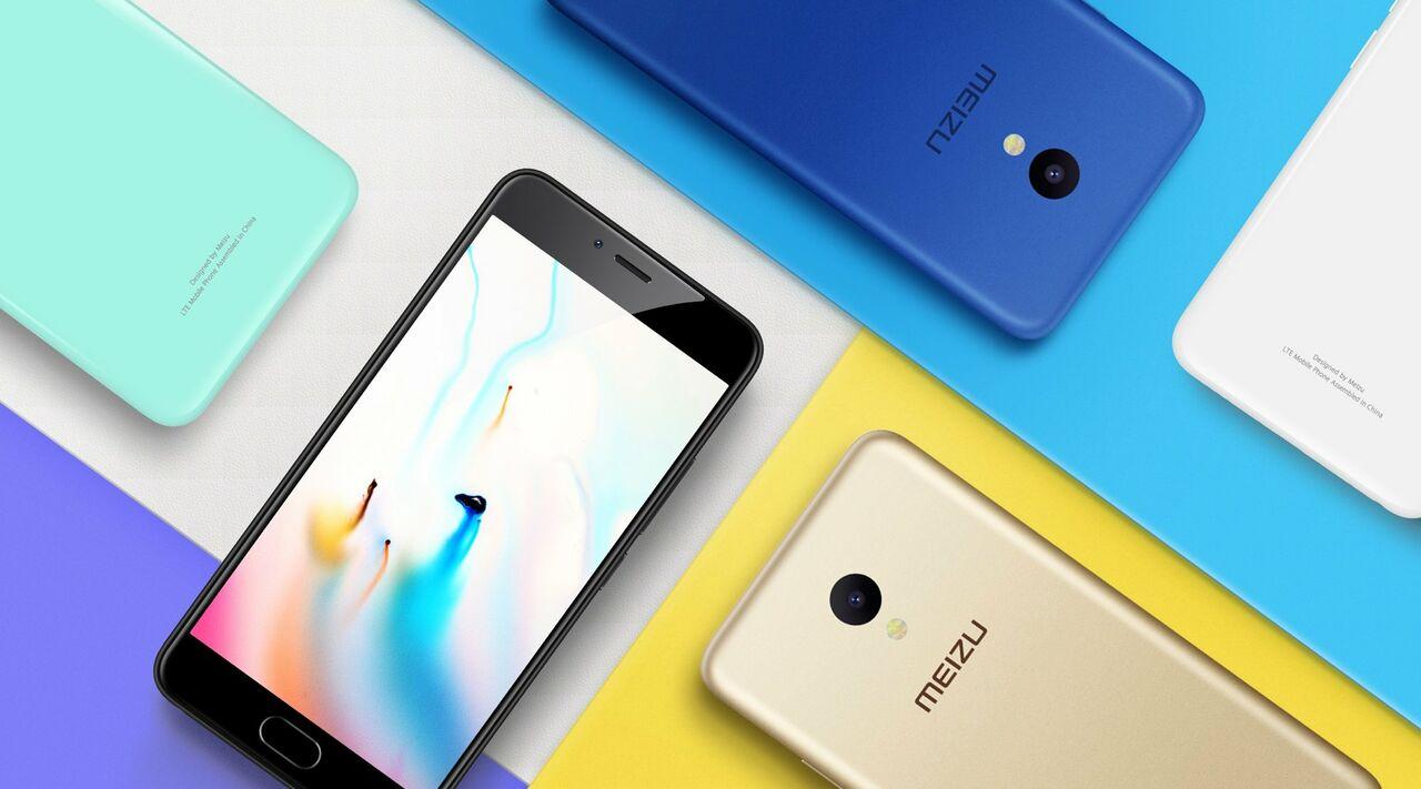 Создатели Meizu представили пользователям самый доступный смартфон M5