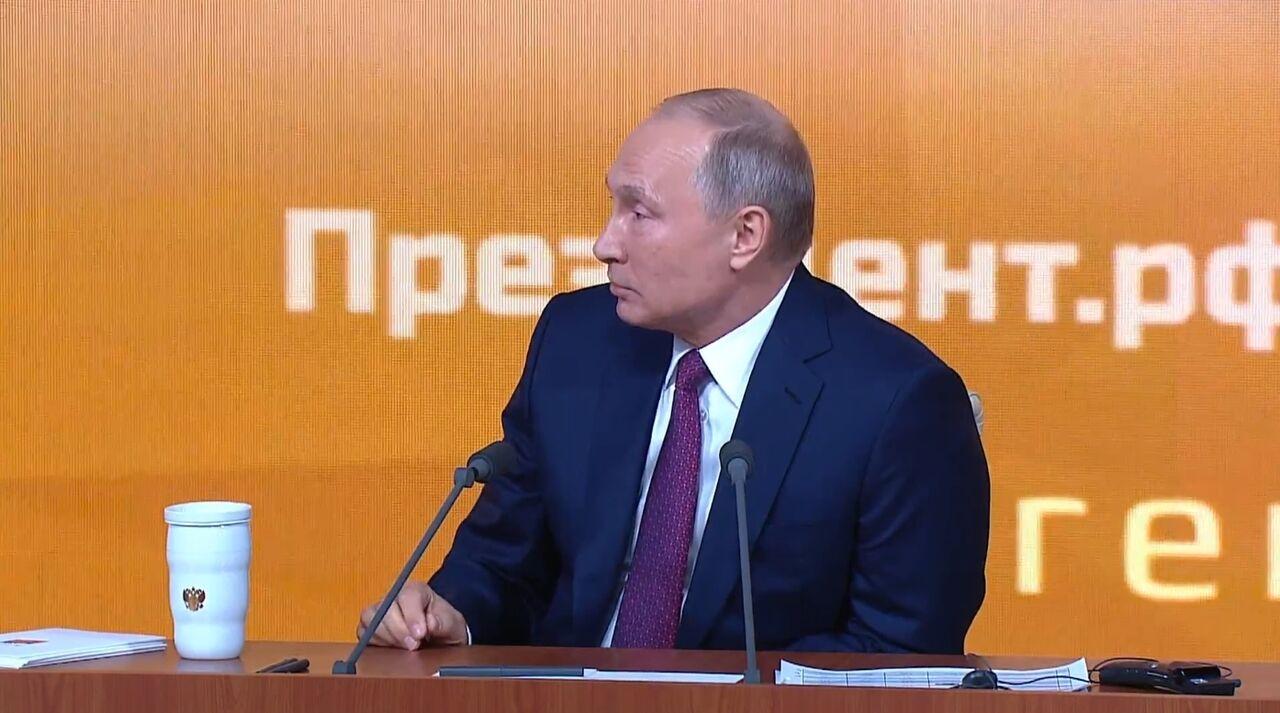 Владимир Путин пойдет навыборы как самовыдвиженец