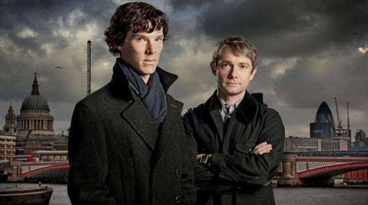 Новогодний подарок россиянам: премьера нового сезона «Шерлока» уже совсем скоро