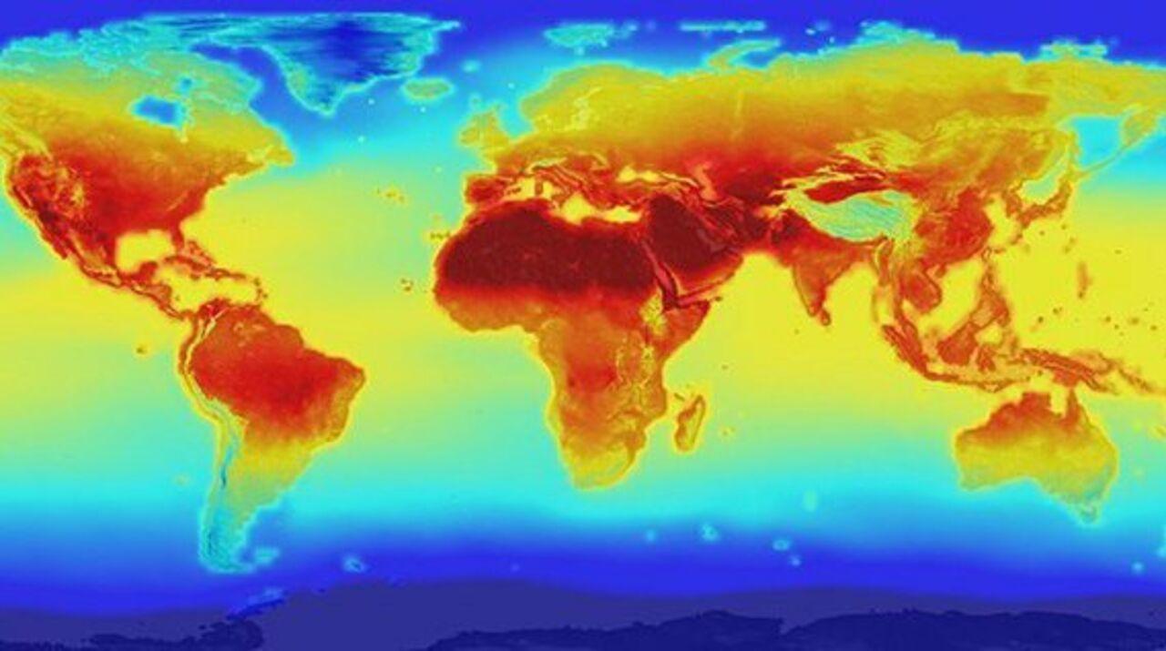 Зима с летом могут поменяться местами - ученые