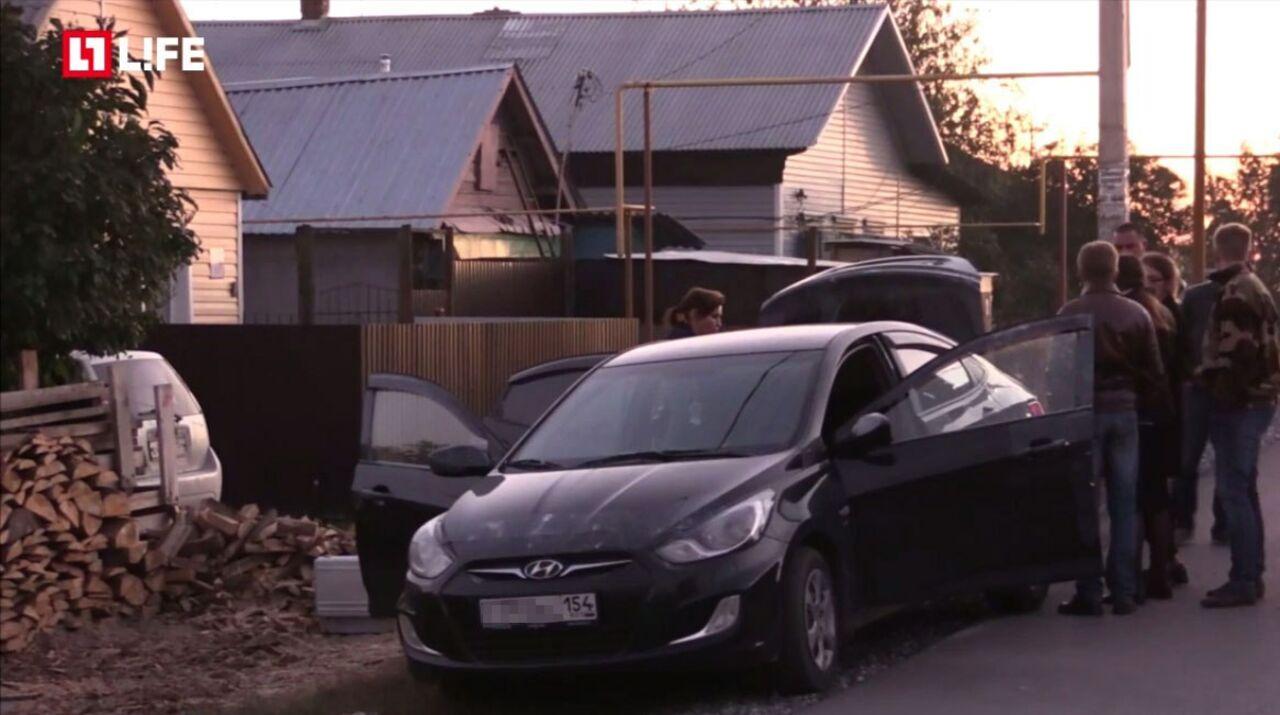 Мертвый мужчина пару дней пролежал вавтомобиле вНовосибирске