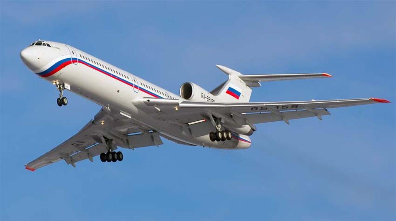 Трагедия Ту-154 МинобороныРФ: вЧерном море найдены обломки военного самолета