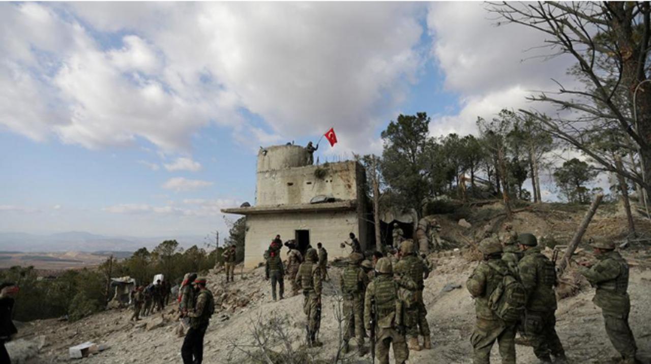 Семь человек погибли при обстреле городов награнице Турции
