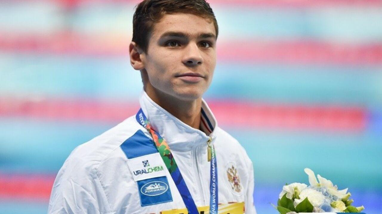 Рылов взял бронзу Олимпиады надистанции 200 метров наспине