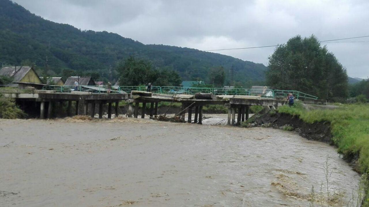 ВПриморье объявлен режимЧС из-за тайфуна Лайонрок