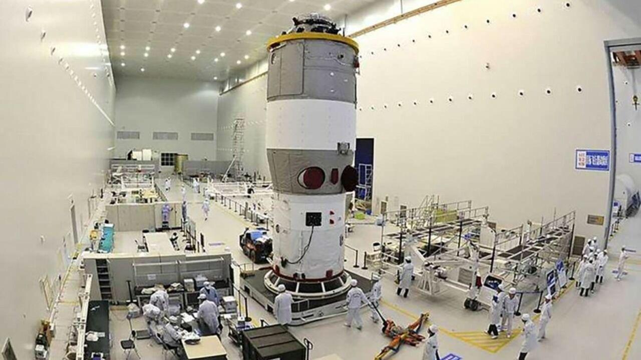 КНР запустит вкосмос холодные атомные часы
