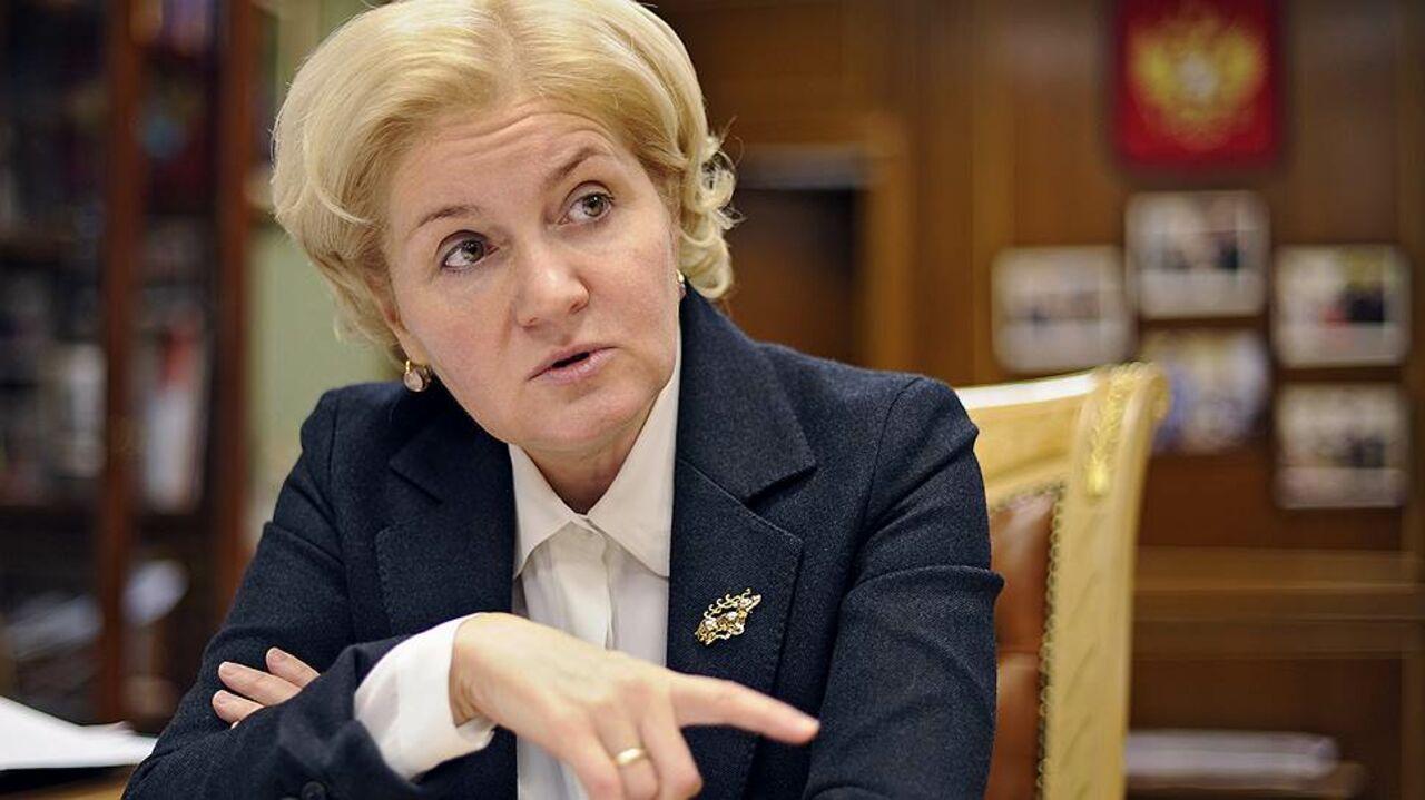 Голодец возмутилась существованием «работающих бедных» граждан России