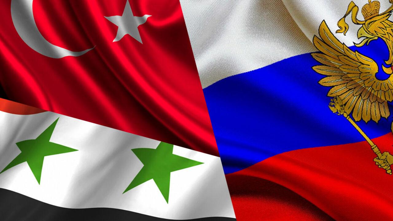 РФ , Турция иИран планируют разделить Сирию назоны воздействия