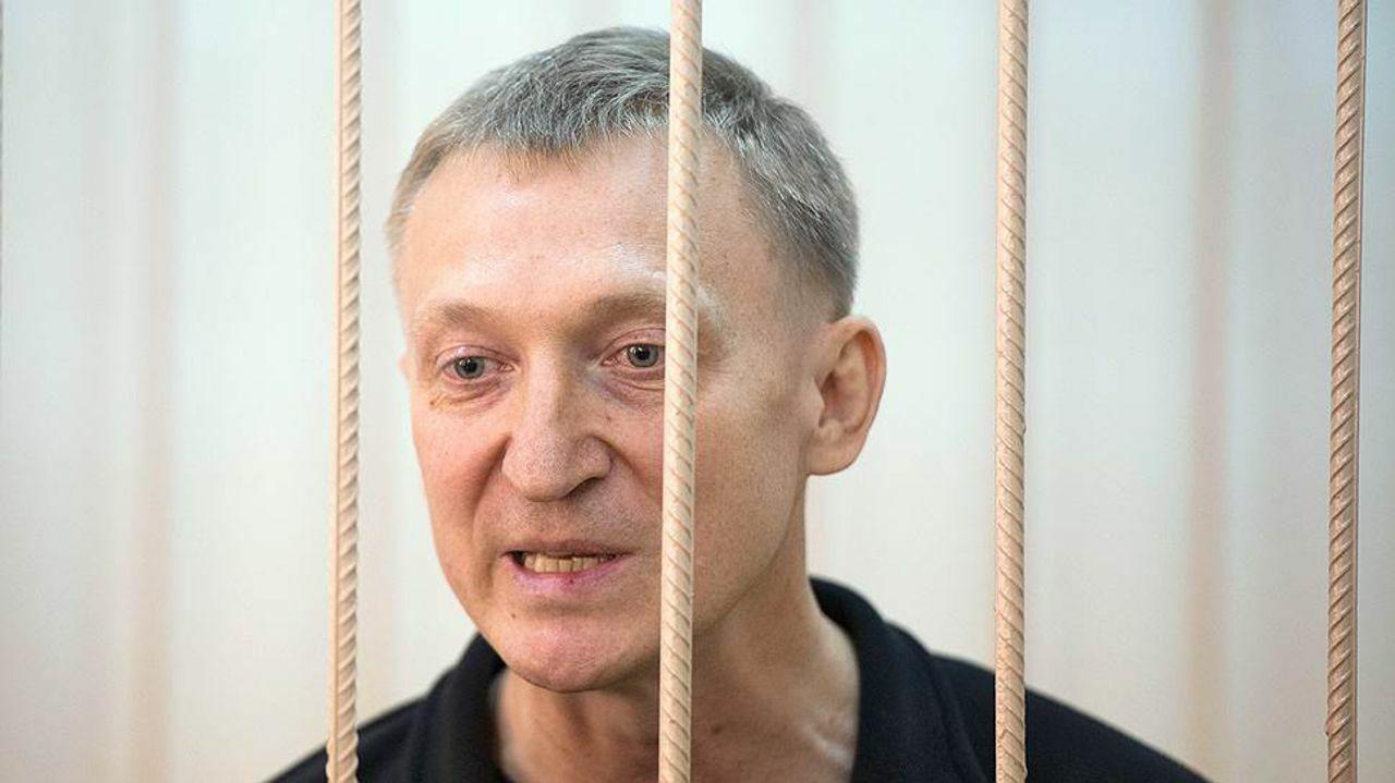 Укузбасского предпринимателя Щукина арестовали имущество на500 млн руб.