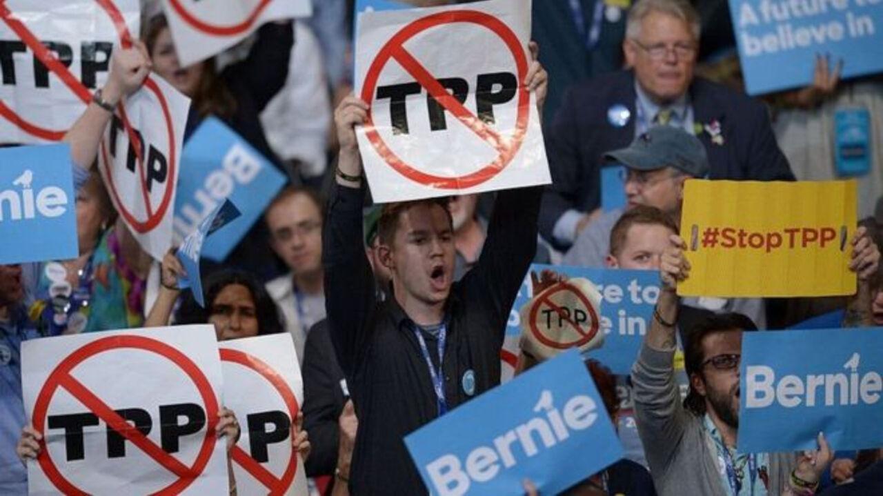 США выйдут изТранстихоокеанского партнерства— Программа Трампа
