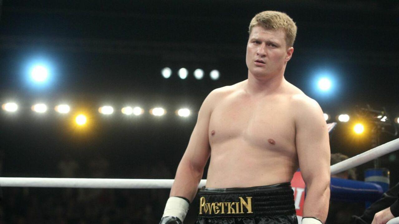 ВСША начался суд между боксерами Поветкиным иУайлдером