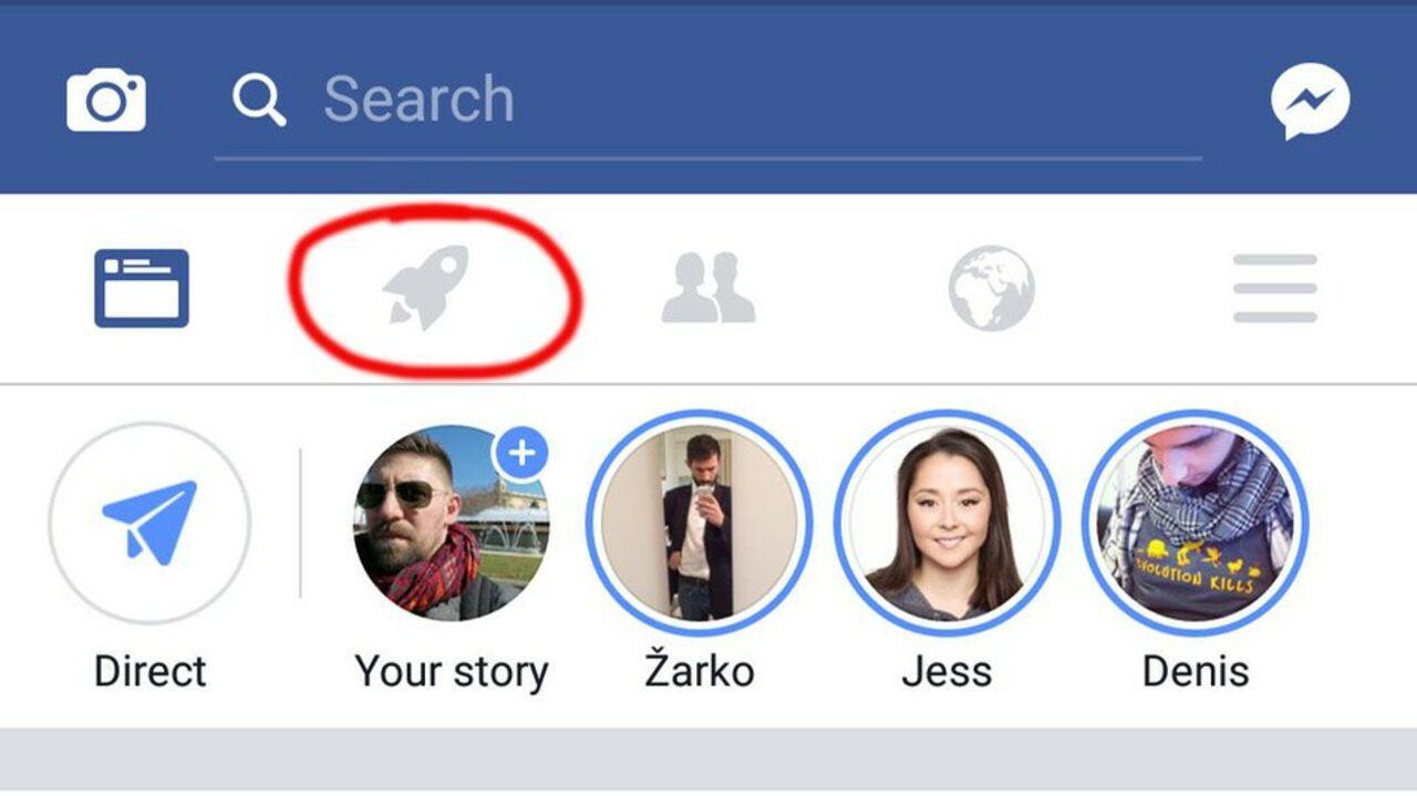 В фейсбук появился новый метод показа последних новостей