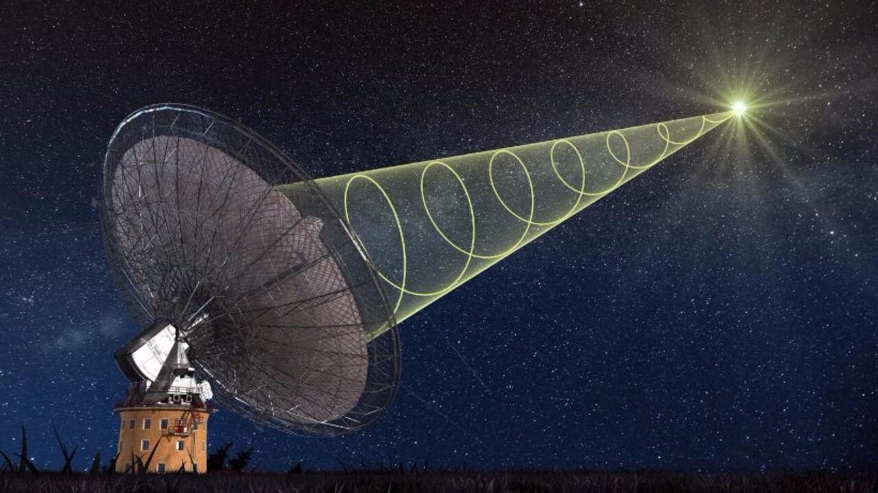 Астрономы отыскали источник радиосигналов вкосмосе