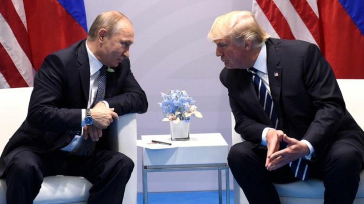 Кремль оценил «жесткий» разговор Трампа и В. Путина