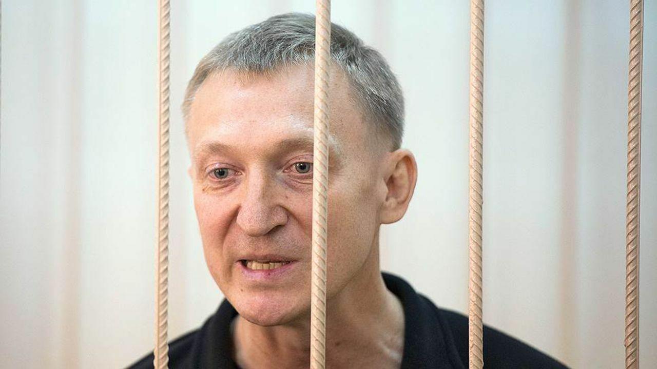 Экс-главуСУ СККузбасса оставили вСИЗО еще  натри месяца