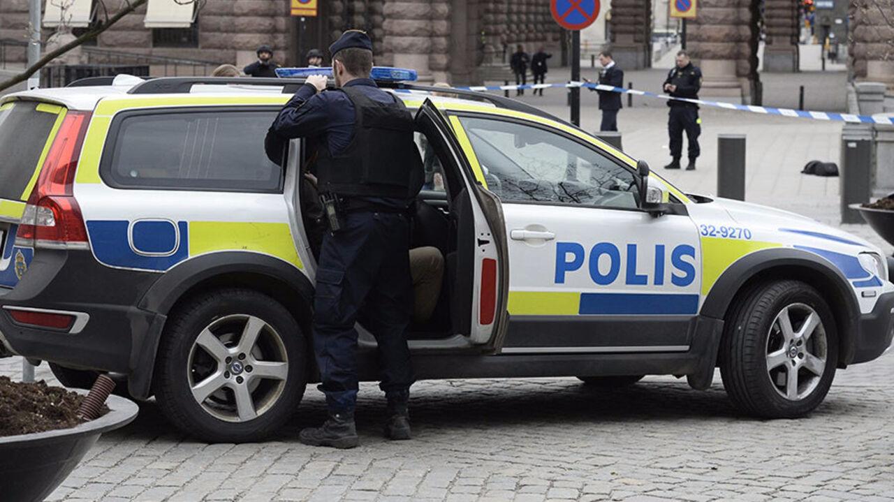 ВСтокгольме два человека получили ранения в итоге стрельбы