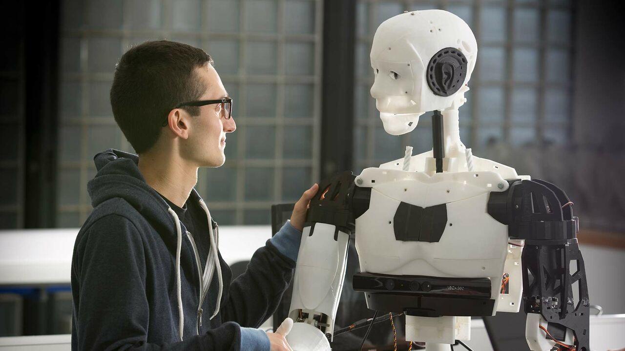 Специалист: к 2035г. роботов будет больше, чем людей