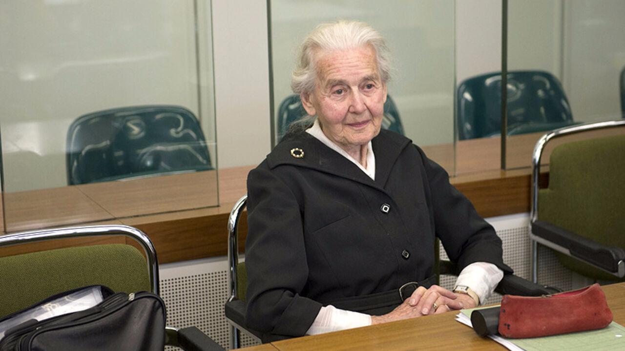 ВГермании осудили пожилую женщину заотрицание Холокоста