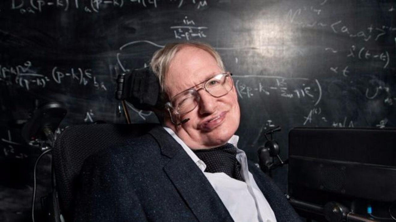 Стивен Хокинг опубликовал онлайн одну из самых своих известных научных работ