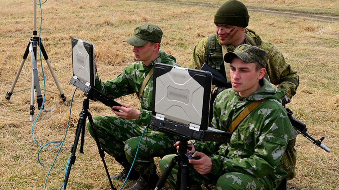 Русские военные ноутбуки перестанут оснащать кувалдами