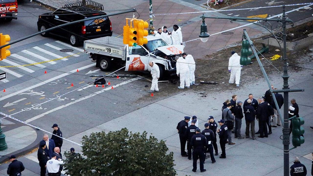 Что понятно — Теракт вНью-Йорке