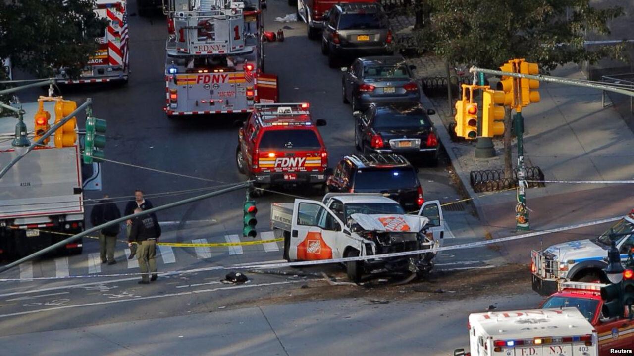 Уроженца Узбекистана подозревают вподготовке теракта вНью-Йорке