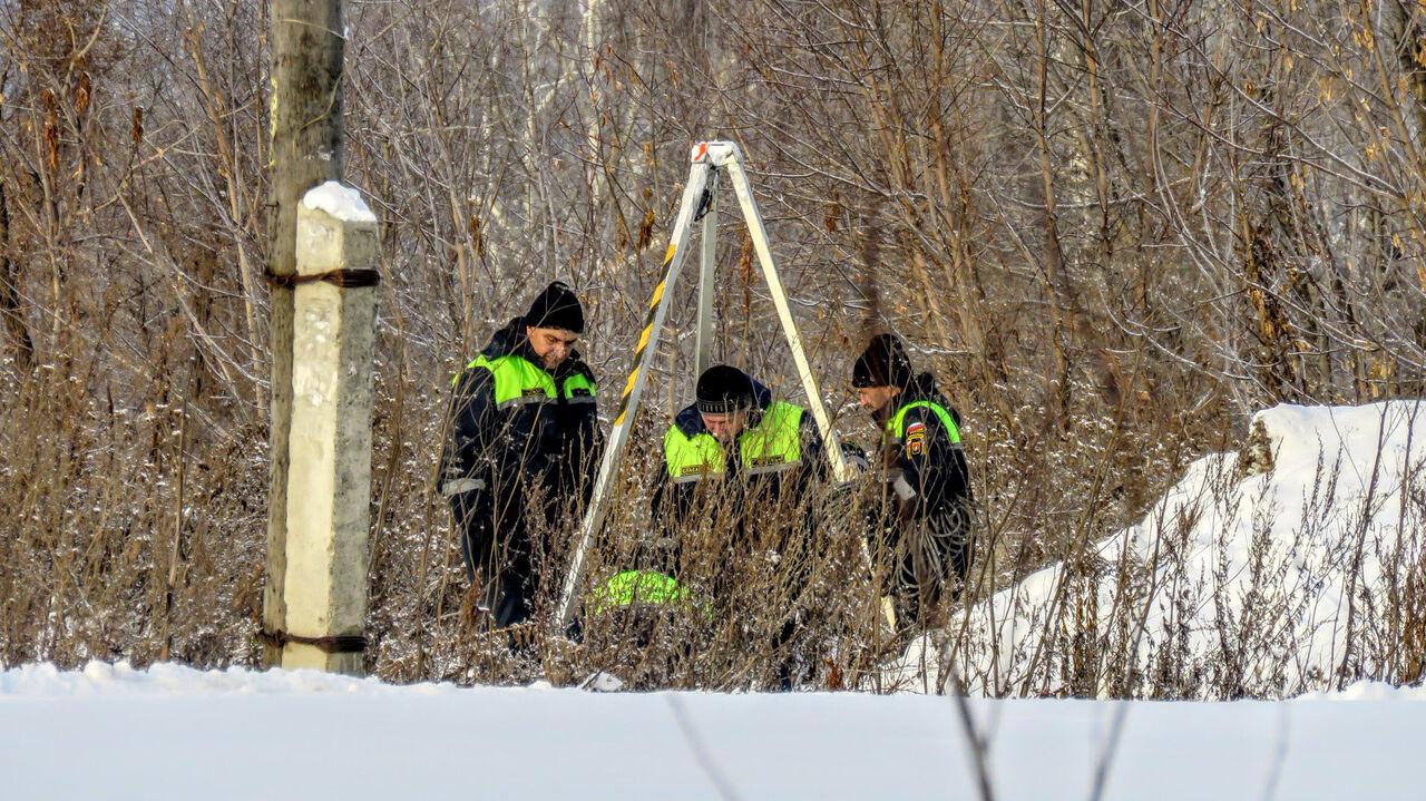 ВКемерово надне колодца отыскали труп неизвестного человека