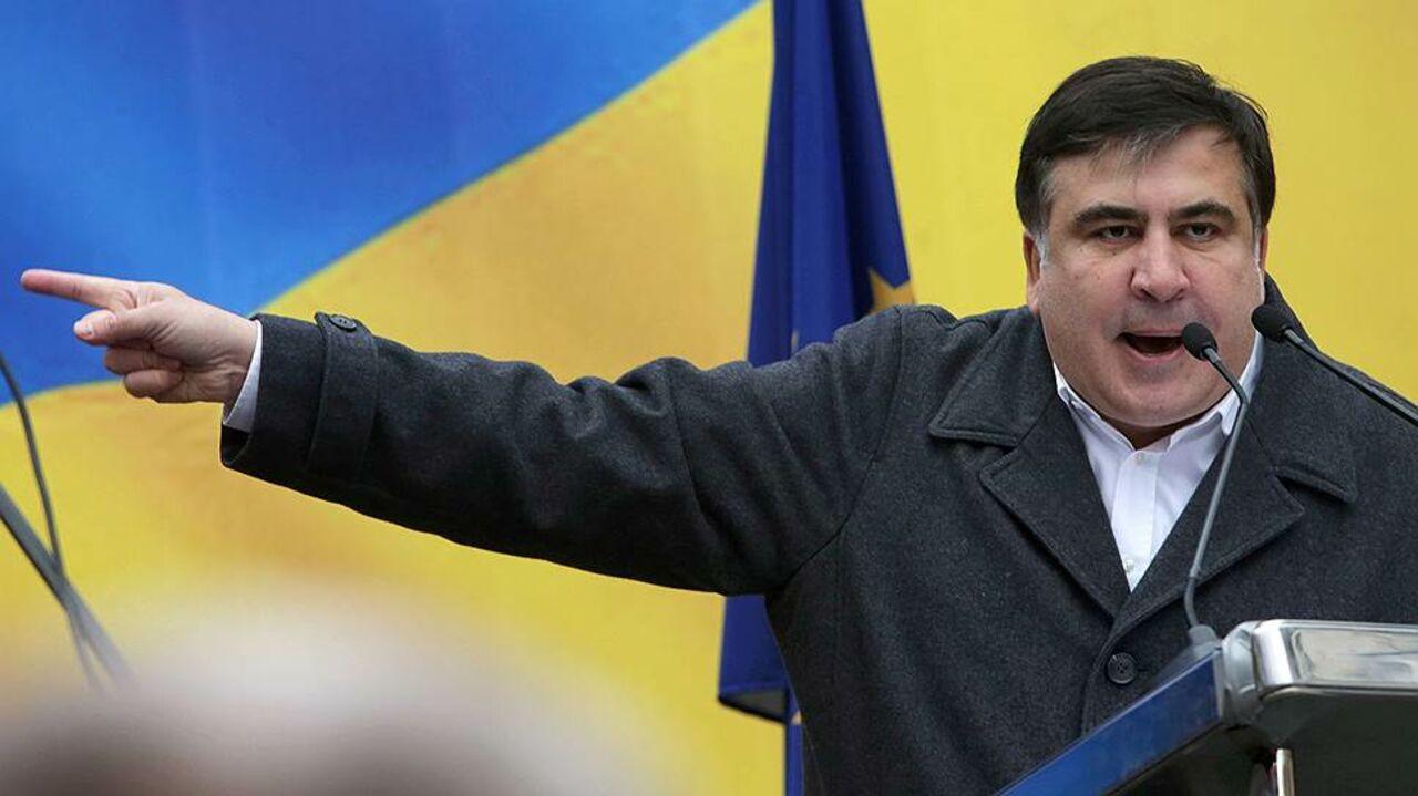 Было это ошибкой: вКиеве жалеют, что впрочем позвали Саакашвили вгосударство Украину