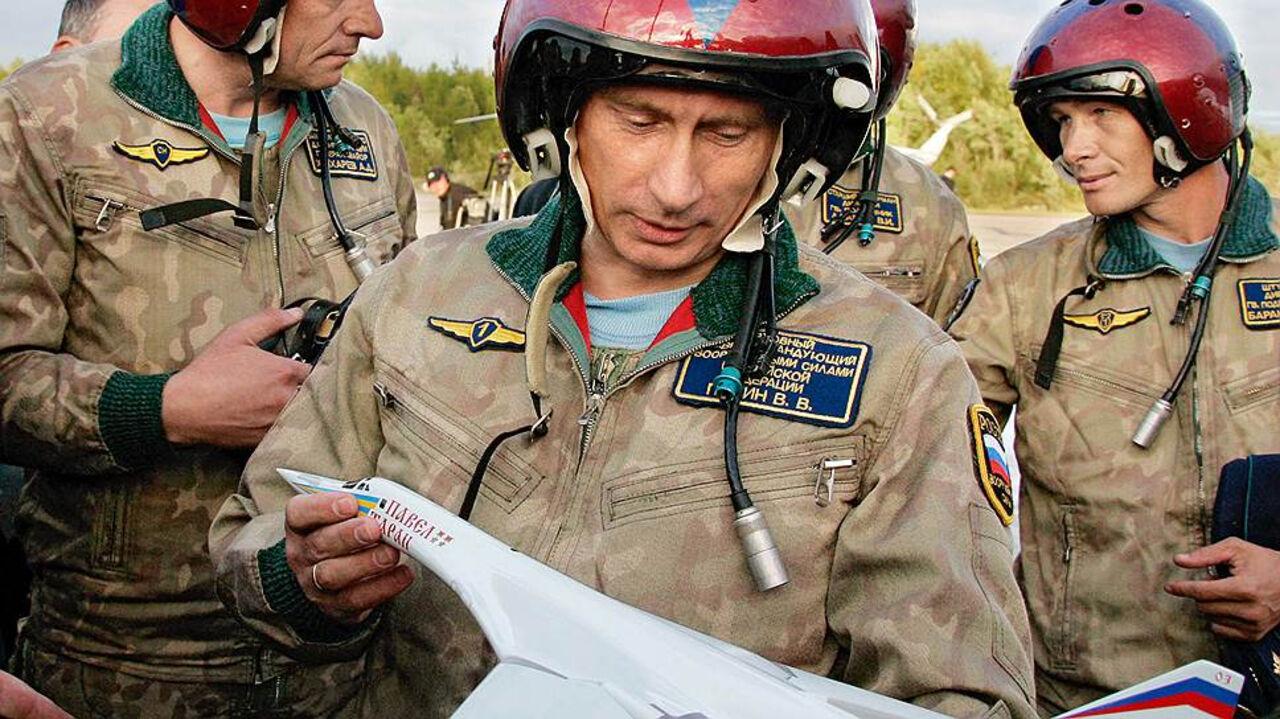 Путин предложил сделать гражданский сверхзвуковой самолет