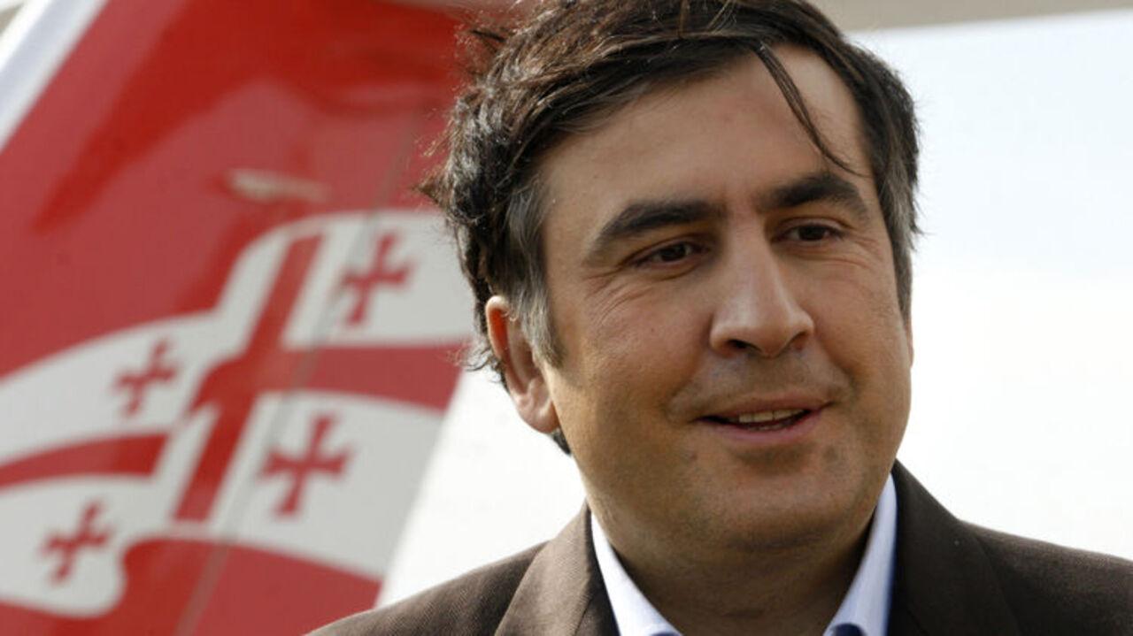 Саакашвили нарушил закон, его можно было выслать— Порошенко