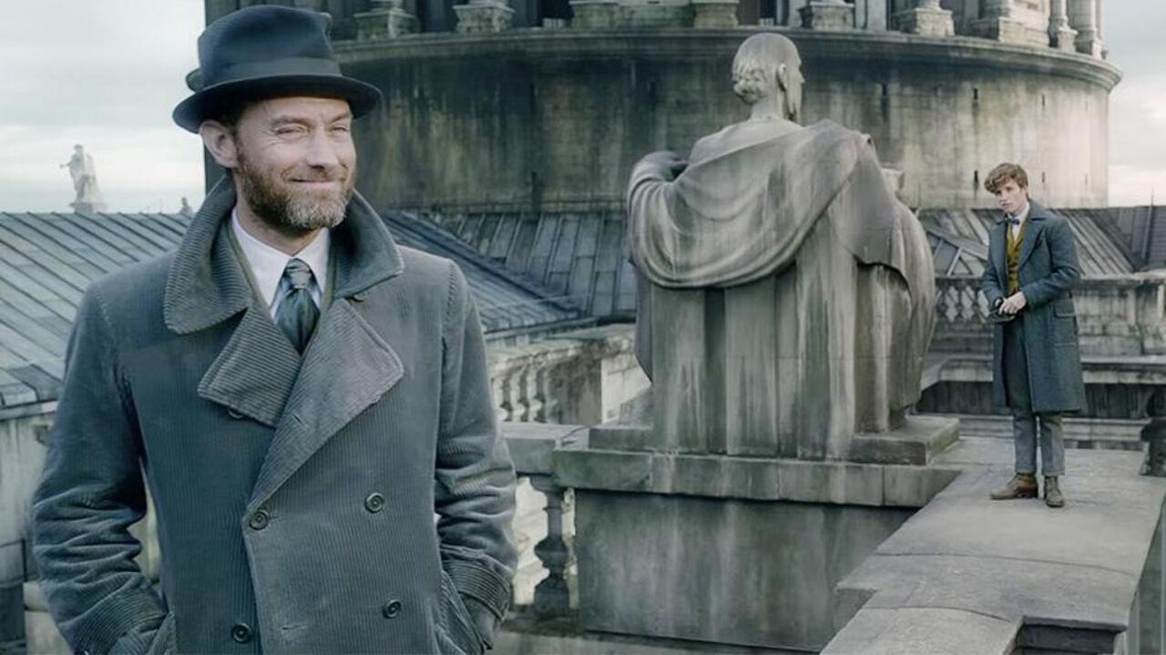 Правонарушения  Грин-де-Вальда: трейлер 2-ой  части «Фантастических тварей» появился вглобальной web-сети