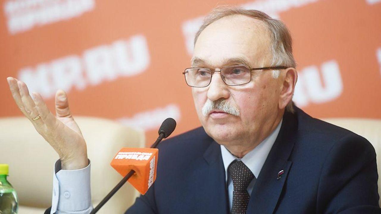 Лидер Партии пожилых людей одобряет повышение пенсионного возраста