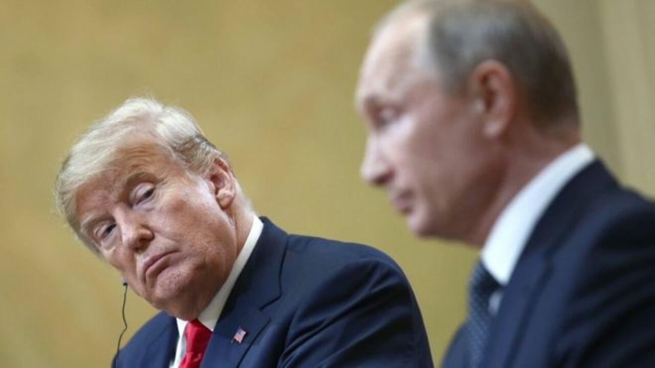 Путин предложил Трампу провести референдум вДонбассе