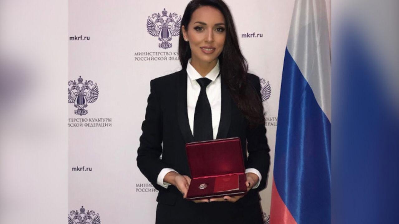 Алсу получила звание «Заслуженная исполнительница России»